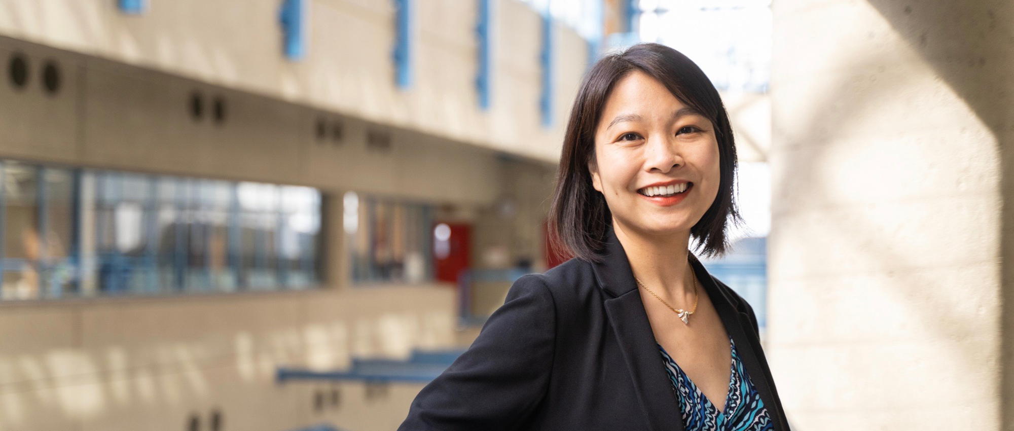 Psychologist Nancy Sin is researching how positive experiences can help to reduce the damaging long-term health impacts of stress.